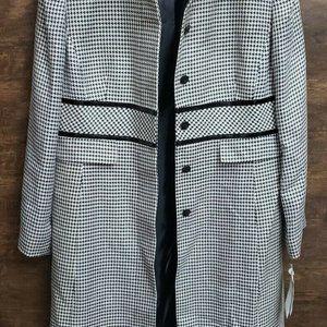 Liz Claiborne Women's Petite Dress Coat Size 14P